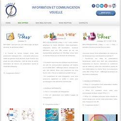 Infographie, data-visualisation, présentation et animation : Signos-Com