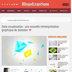 Data visualisation : une nouvelle réinterprétation graphique de données