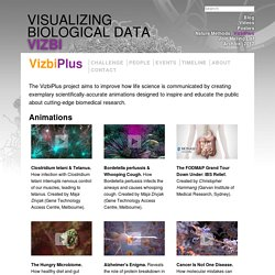 VizbiPlus - Visualising the Future of Biomedicine