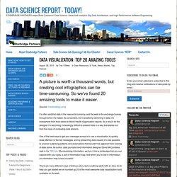 Data Visualization: Top 20 Amazing Tools