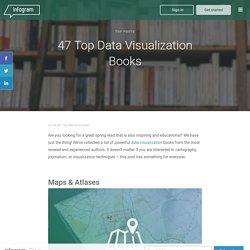 47 Top Data Visualization Books