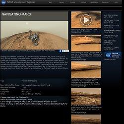 Navigating Mars' (#11442)