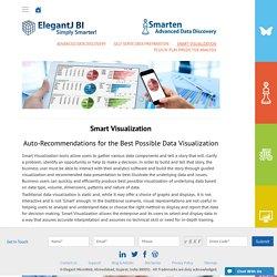 Smart Data Visualization, Simplified Analysis