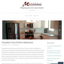 Visualize Your Perfect Bathroom
