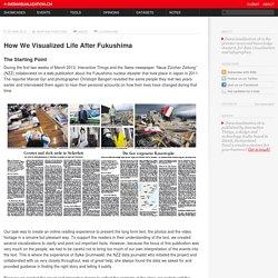 How We Visualized Life After Fukushima on Datavisualization.ch