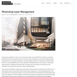 Photoshop Layer Management