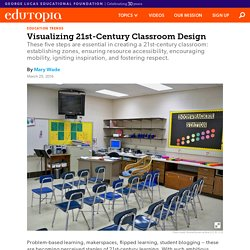 Visualizing 21st-Century Classroom Design