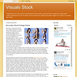 Visuals Stock: Buy Indian Stock Footage Online