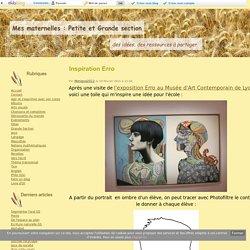Arts visuels - Mes maternelles : Petite et Grande section