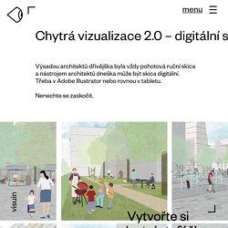 visuin/ Chytra vizualizace-2-digitalni skica