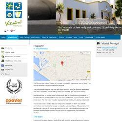 Vila Mimosa - EN - Vitalisé Portugal - The very best in relaxing detox holidays in sunny Portugal!