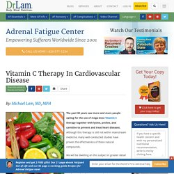 Vitamin C and Cardiovascular disease