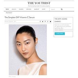 DIY Vitamin C Serum for your skin