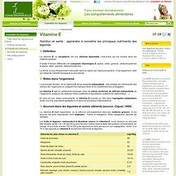 Santé et nutriments - légumes et Santé et nutriments
