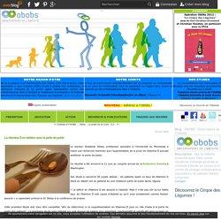 OBSERVATOIRE DE L OBESITE 28/06/09 La vitamine D en relation avec la perte de poids