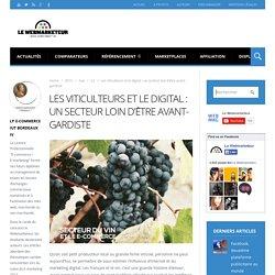 Les viticulteurs et le digital : un secteur loin d'être avant- gardiste – Le Webmarketeur : Infos et avis sur le Webmarketing