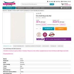 Vitra 20x50 Beyaz Düz Mat - K869144 online satış - Banyomoda