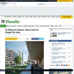 A Vitry-sur-Seine, vivre avec le risque de crue