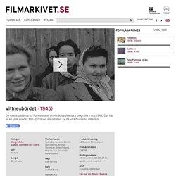 Vittnesbördet Filmarkivet.se — Hundra år i rörliga bilder