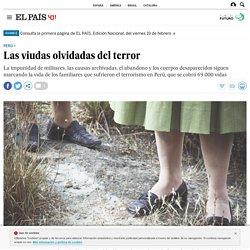 Perú: Las viudas olvidadas del terror