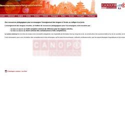 Langues vivantes - SCEREN CNDP CRDP académie de Montpellier