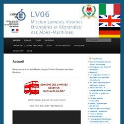 le site des langues vivantes 06