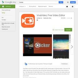 VivaVideo: Free Video Editor – Aplikacje Android w Google Play