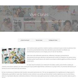 Vive Clases - Vive scrapbook
