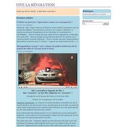 VIVE LA RÉVOLUTION ! - Aurora
