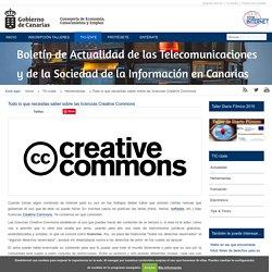 - Todo lo que necesitas saber sobre las licencias Creative Commons
