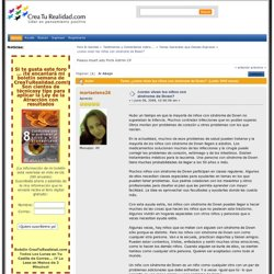 Imprimir Página - ¿como viven los niños con sindrome de Down?
