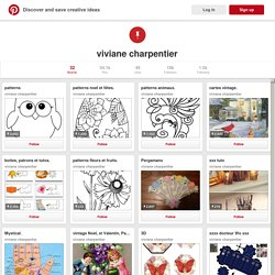 viviane charpentier on Pinterest
