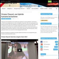Viviane Chauvet, une hybride humaine/arcturienne