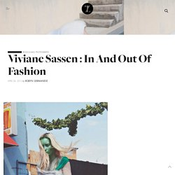 Viviane Sassen : In And Out Of Fashion