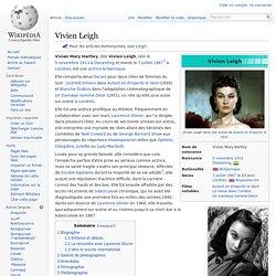 Vivien Leigh - 1913-1967