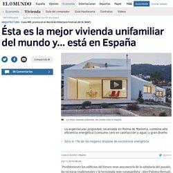 Ésta es la mejor vivienda unifamiliar del mundo y... está en España