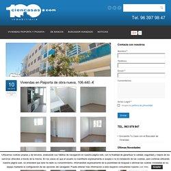 Viviendas en Paiporta de obra nueva, 106.440€ - Ciencasas