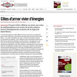 Côtes-d'armor vivier d'énergies
