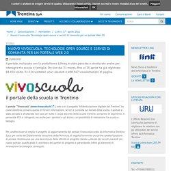 Nuovo Vivoscuola. Tecnologie open source e servizi di comunità per un portale Web 2.0 / Link n. 17 - aprile 2011 / Newsletter / Comunicazione / Home - WWW Sito Infotn