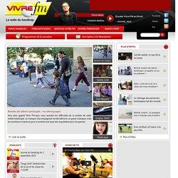 Vivre FM - La Radio du Handicap 93.9