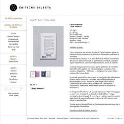 Vivre, vaincre - Éditions Dilecta