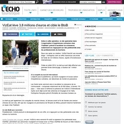 VizEat lève 3,8 millions d'euros et cible le BtoB