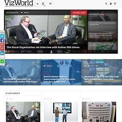 VizWorld.com - Visualization, Computer Graphics, and Animation