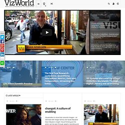 News and Community for Visual Thinkers