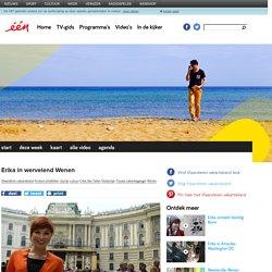 Vlaanderen vakantieland - Erika in wervelend Wenen