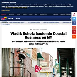 Vladik Scholz, Red Bull Coastal Business, clip de vídeo