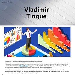 Vladimir Tingue