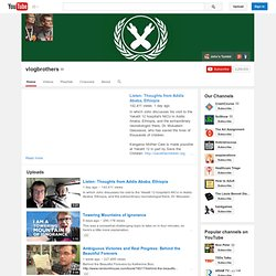 vlogbrothers's Channel‬‏