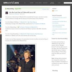 Blog : 2012 : August