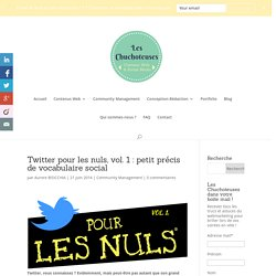 Les Chuchoteuses, Contenu Web et Social Media